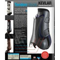 Kevlar Airtechnology Tendon boots PEI