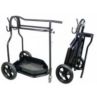 Chariot porte selle HKM