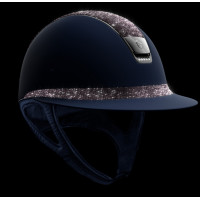 Casque Samshield Miss Shield crystal Swarovski