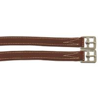 Etrivières CHETAK nylon/cuir
