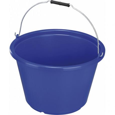 Seau bleu