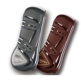 Lami-cell Elite tendon boots front
