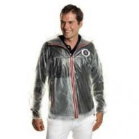 Classic Transperant Rain Jacket